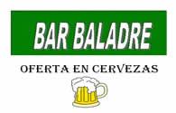 bar baladre