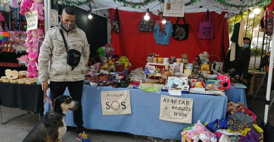 Mercado de Navidad en Puerto de Sagunto